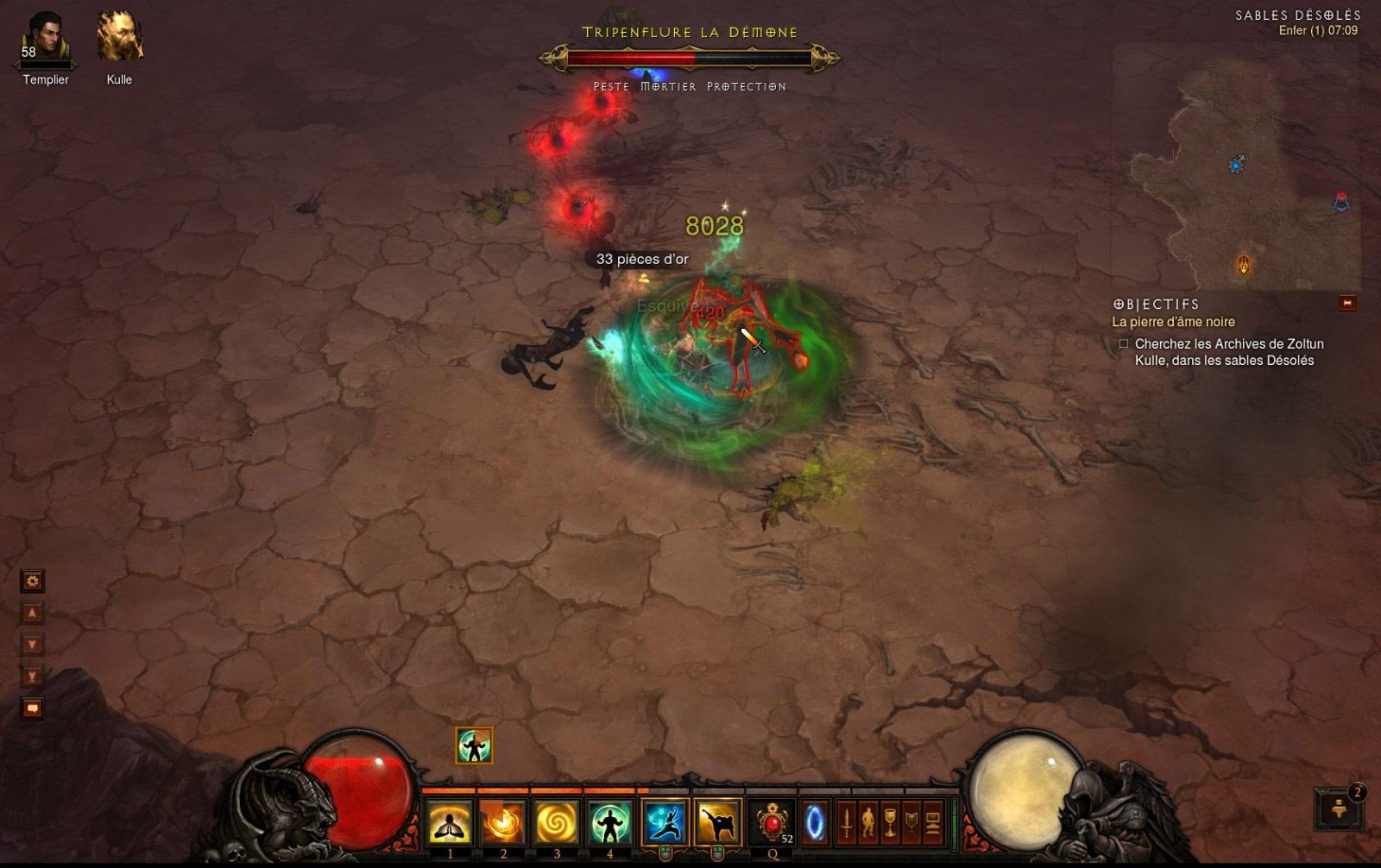 Screenshot réalisé par Kheopsis.