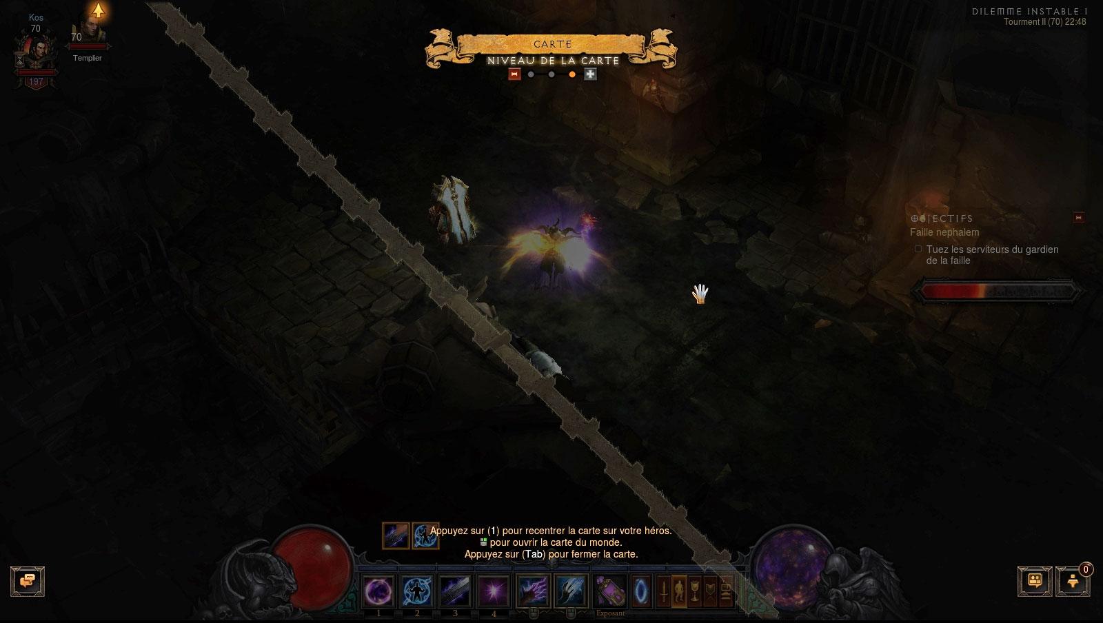 Screenshot réalisé par Kos.