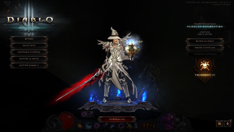 Screenshot réalisé par Cheiko.