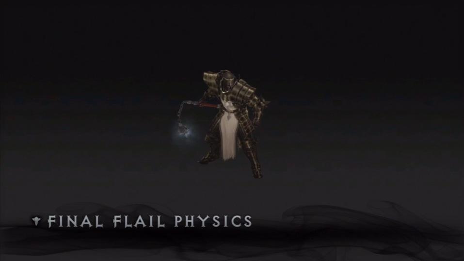 Photo de la conférence Reaper of Souls sur le système de jeu et le croisé.