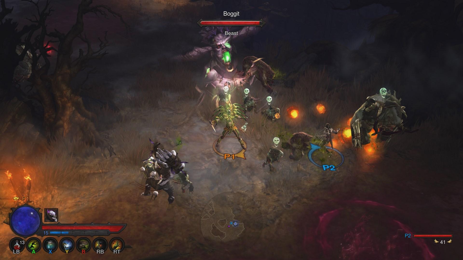 Screenshot de l'Ultimate Evil Edition sur Xbox One