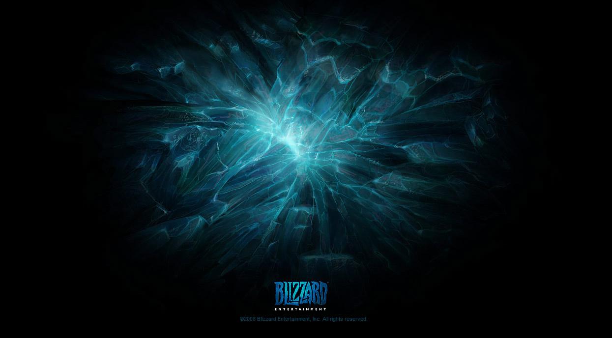 Image postée par Blizzard le 23 juin 2008 pour préparer l'annonce de Diablo III.