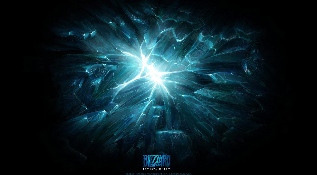 Image postée par Blizzard le 24 juin 2008 pour préparer l'annonce de Diablo III.