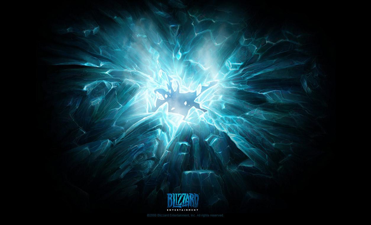 Image postée par Blizzard le 25 juin 2008 pour préparer l'annonce de Diablo III.