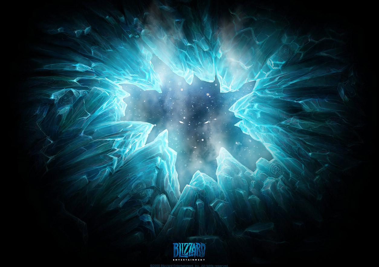 Image postée par Blizzard le 26 juin 2008 pour préparer l'annonce de Diablo III.