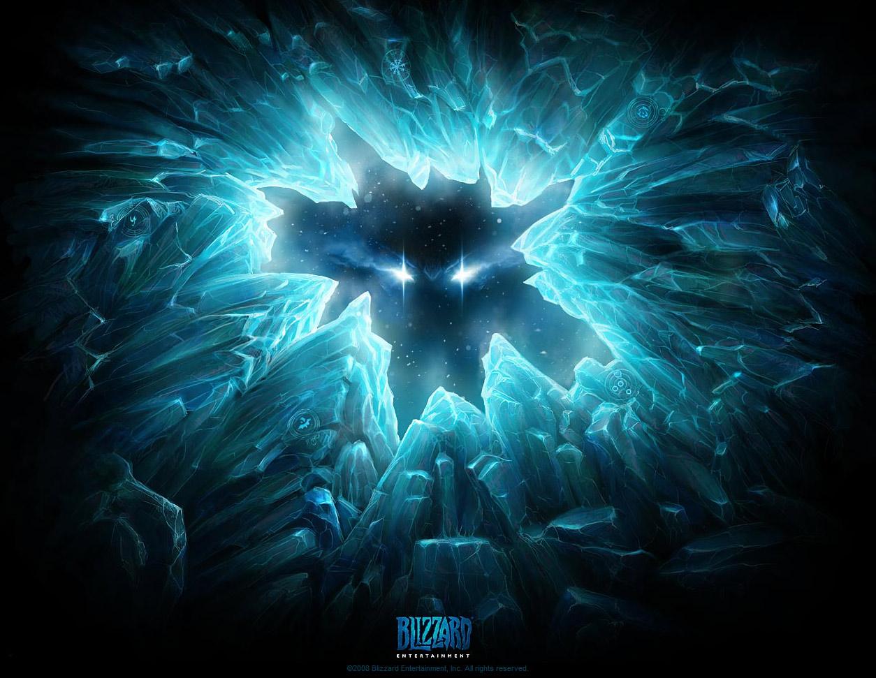 Image postée par Blizzard le 27 juin 2008 pour préparer l'annonce de Diablo III.