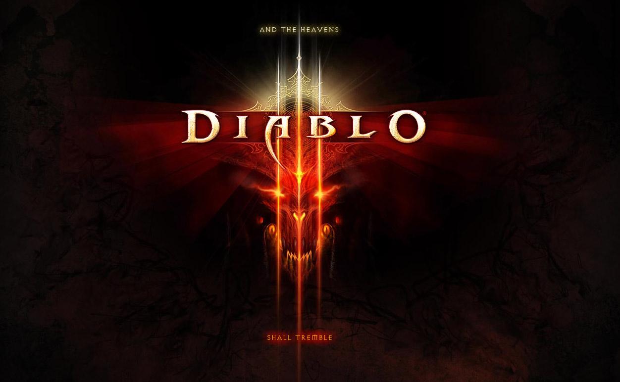 Image postée sur le site de Blizzard le jour de l'annonce de Diablo III.