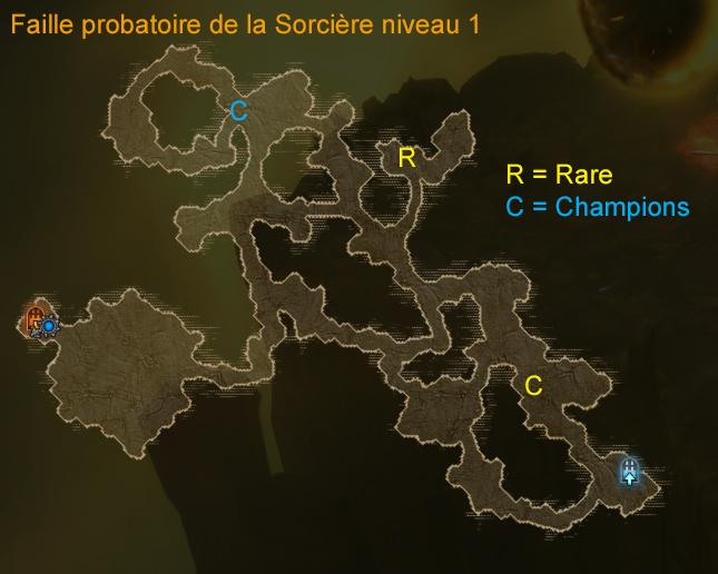 Screenshot de la faille probatoire de la Sorcière du 14 août 2018.
