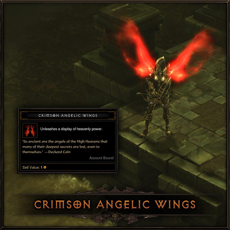 Bonus exclusif PS3: Ailes angéliques écarlates.