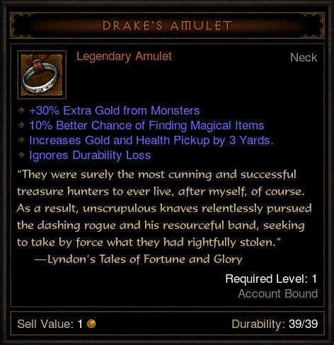 Bonus exclusif PS3: Amulette de Drake.