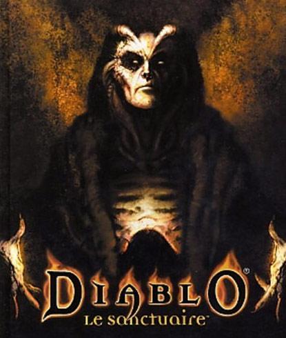 Bande dessinée Diablo II: Le Sanctuaire.