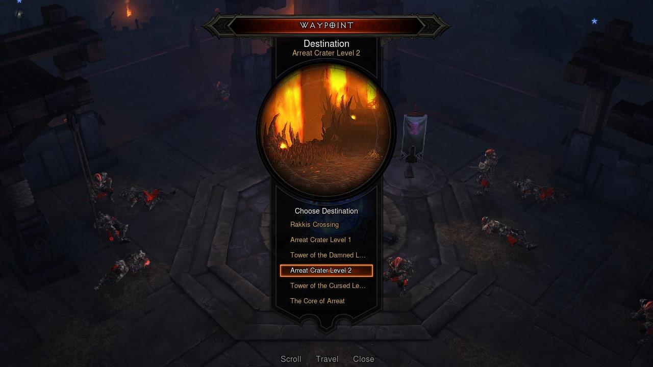 Screenshot de Diablo III sur Playstation 3 et Playstation 4.