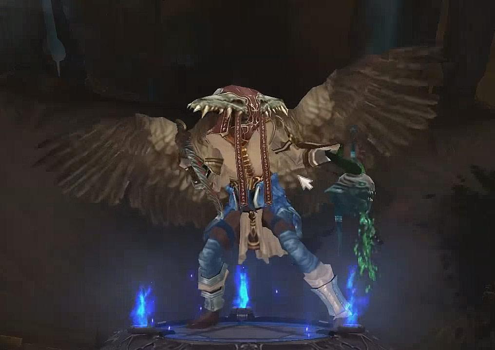 Falcon's Wings.