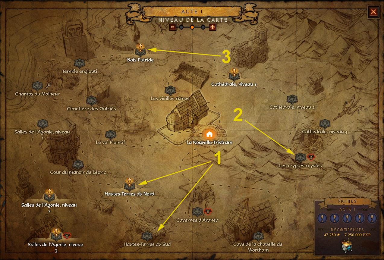 Diablo III: Reaper of Souls.