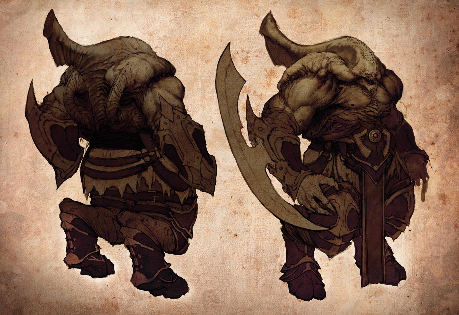 Artwork de Reaper of Souls